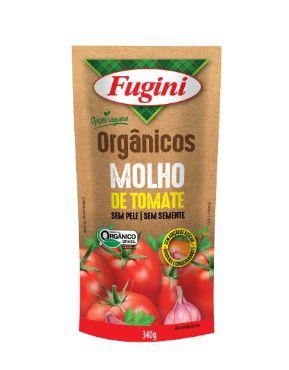 Molho de Tomate Sachê 340g - Fugini