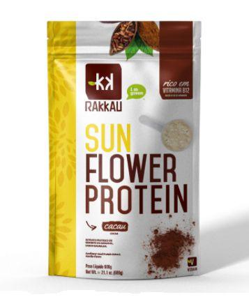 Sunflower Protein 600g - Rakkau
