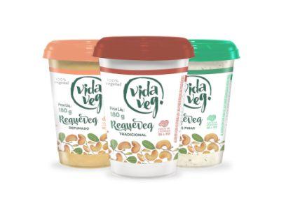 Requeijão Vegano 180g - Vida Veg