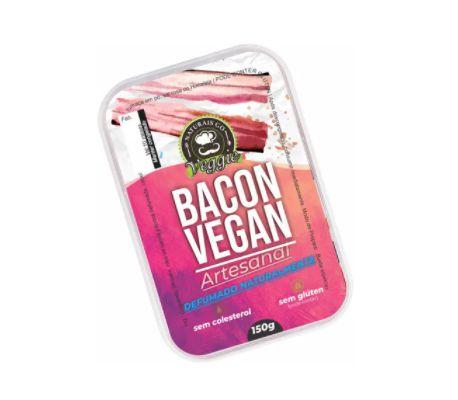 Bacon Vegano 150g - Go Veggie