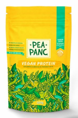 Proteína Vegana - Pea Panc