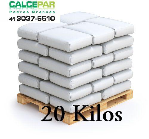 Pedrisco Cinza  / Sacos 20 kg