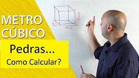 Calculando Metro Cúbico