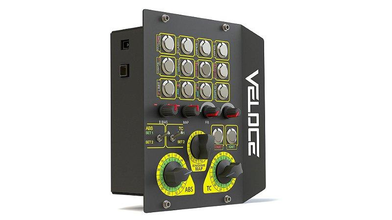 VELOCE BT80 - Button box compatível com PC.