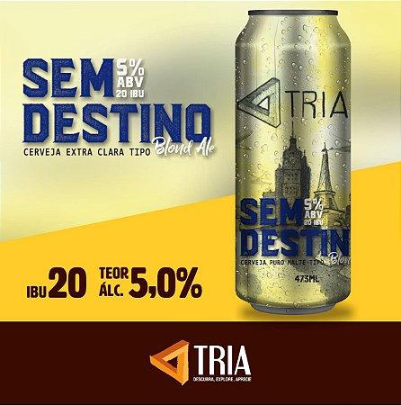 Sem Destino (Lata 473 ML)
