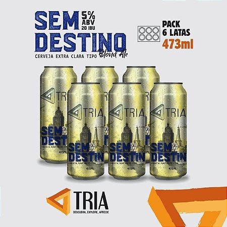 Sem Destino (Pack de 6 Latas 473 ML)