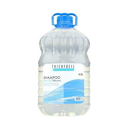 Shampoo sem Sal Neutro 4,8L Hidramais