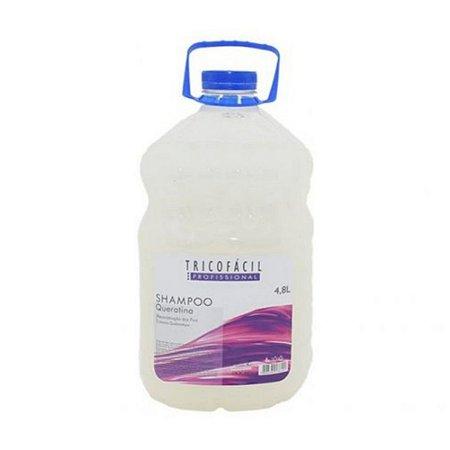 Shampoo QUERATINA 4,8 L Tricofácil
