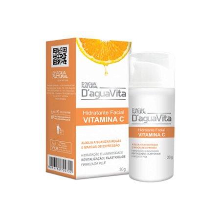 SERUM Hidratante Facial Vitamina C 30g Daguavita
