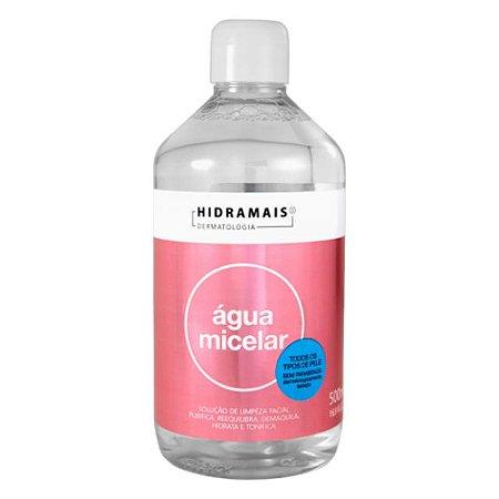Água Micelar 500ml Hidramais