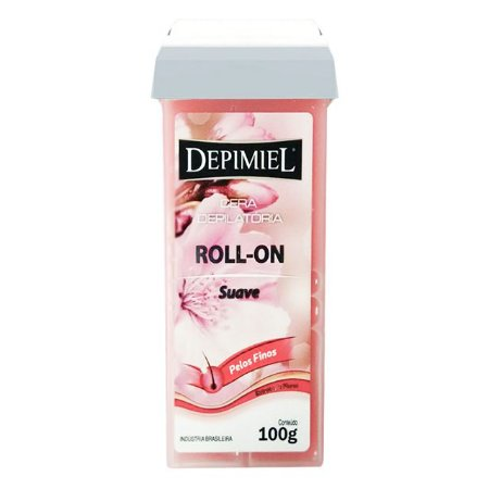Cera Roll-on Suave 100g Depimiel