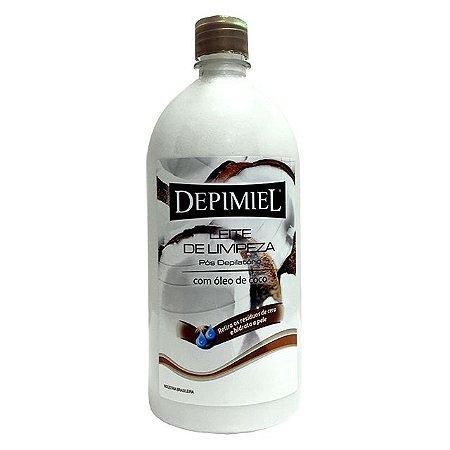 Leite De Limpeza Pós Depilatório 1L Depimiel