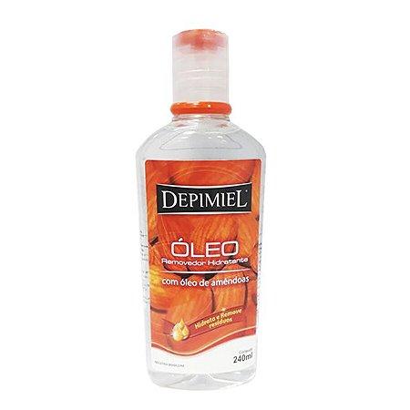 Óleo Removedor Hidratante 240ml Depimiel