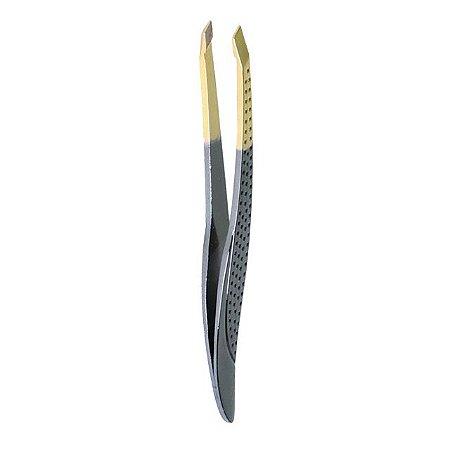 Pinça Oblíqua Gold Titanium Ref. 125 Soling