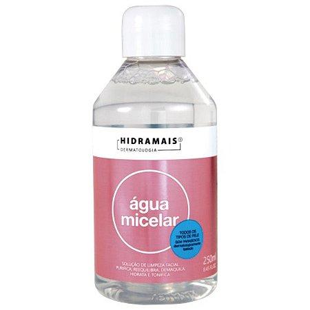 Água Micelar 250ml Hidramais