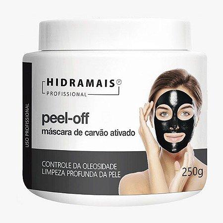 Peel-Off Máscara de Carvão Ativado 250g Hidramais
