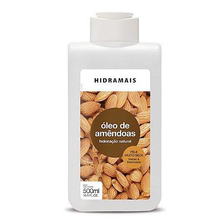 Loção Desodorante Óleos de Amêndoas 500ml Hidramais