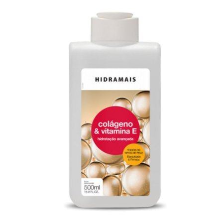 Loção Desodorante Colágeno & Vitamina E 500ml HIdramais