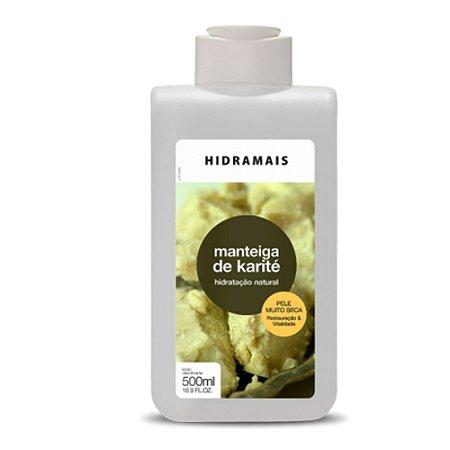 Loção Desodorante Manteiga de Karité 500ml Hidramais