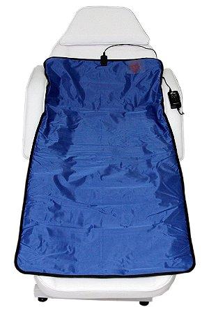 Manta Termica Stand 70x145 cm - Azul 220V Estek