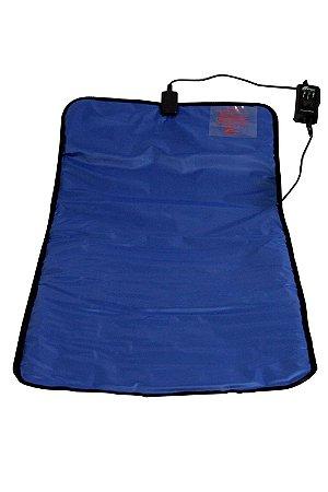 Manta Termica Standard 50x100cm - Azul 220V Estek