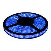 Fita de led Azul   / 5050   /  5 Metros  ( Com  Fonte  )