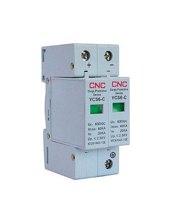 DPS CNC YCS6-C UC 600VDC IMAX40KA IN 20KA