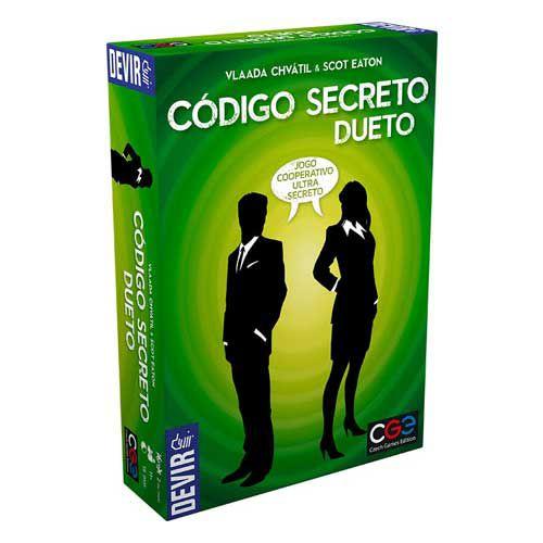 Código Secreto Dueto (Codinomes Dueto)
