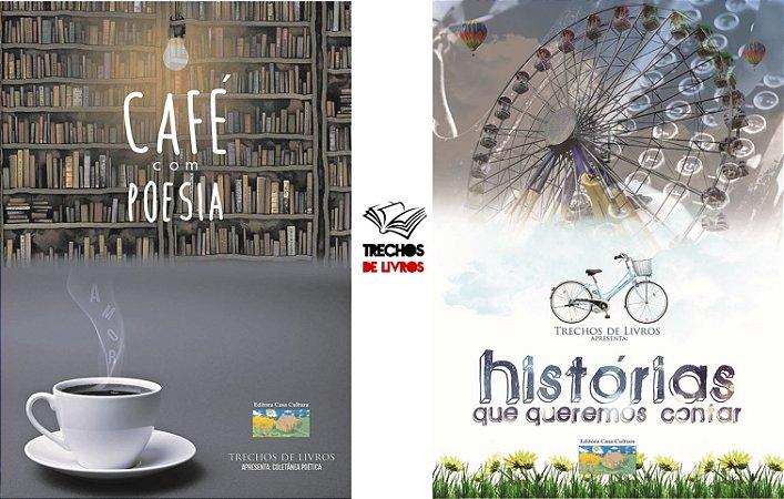 Coletânea - Café com Poesia & Histórias que queremos contar