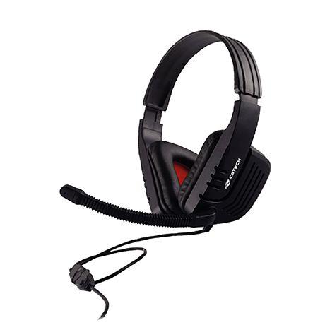 Headset com design game Predator MI-2558 C3Tech