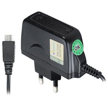 CARREGADOR XCELL FONTE  MICRO USB PARA SMARTPHONE/TABLET BIVOLT - XC-V8/GALAXY -