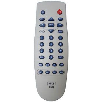 CONTROLE REMOTO MXT 01113 RECEP. BEDIN BS3000/QUASAR AB5000