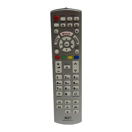CONTROLE REMOTO PARA TV PANASONIC LED SMART TV n2qayb001010 (NETFLIX) - MXT- CO1348-