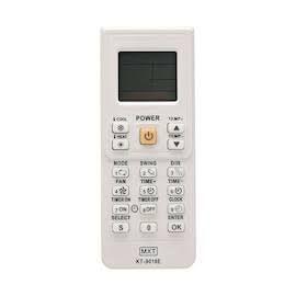 Controle Universal P/ AR Condicionado KT-9018E C01247