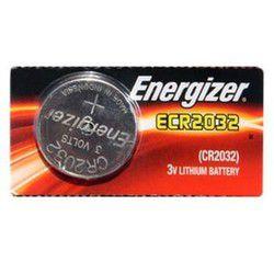 Pilha Bateria Micro Lithium CELL ECR2032 Energizer 3 volts Cartela com 5 pilhas