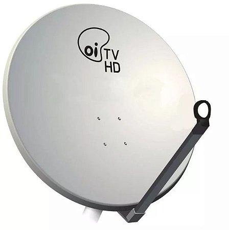 Antena KU 60 cm sem Lnbf