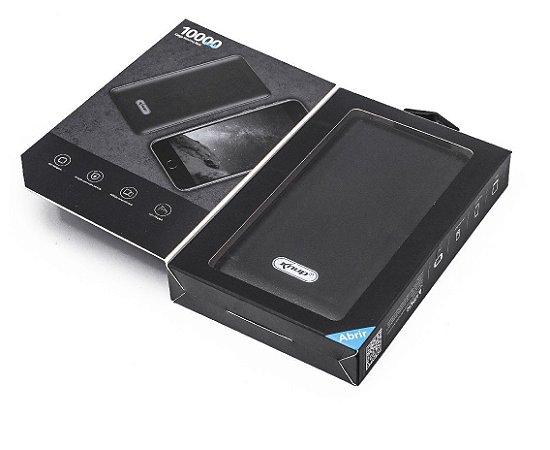 Carregador Portátil Celular 10000mah Bateria Externa