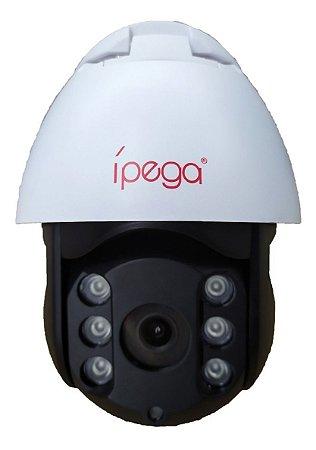 CÂMERA ÍPEGA KNUP MODELO KP-CA156 350° WI-FI RESOLUÇÃO 1080P - FILTRO DIA E NOITE - DETECÇÃO DE MOVIMENTO - 1.3MP - ARMAZENAMENTO EM NUVEM
