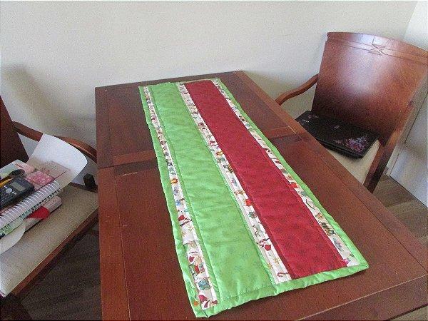 Caminho de mesa natalino
