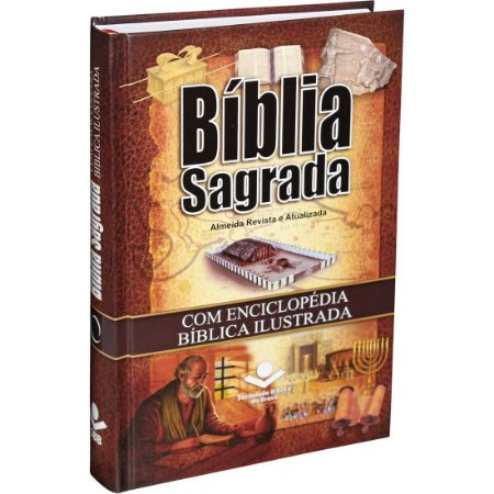 Bíblia Sagrada Letra Grande com Enciclopédia - NTLH