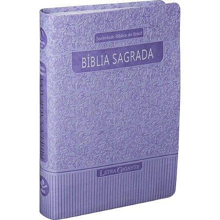 Bíblia Sagrada Letra Gigante - RA