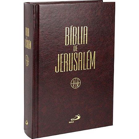 BÍBLIA DE JERUSALEM