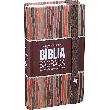 Bíblia Carteira - NTLH - Tela