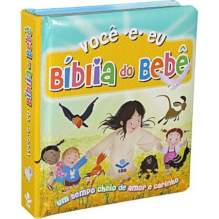 Bíblia do Bebê - Você e eu
