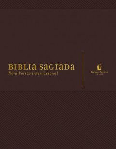 Sua Bíblia (Capa Marrom) - NVI
