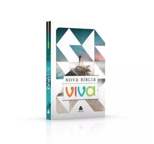 Nova Bíblia Viva - Farol - Letra Grande