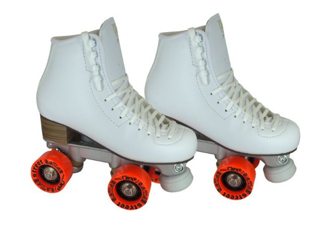 Patins Rye Amazon Stilo - Branco