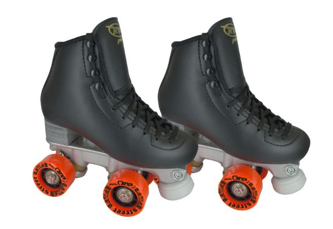 Patins Rye Amazon Stilo - Preto