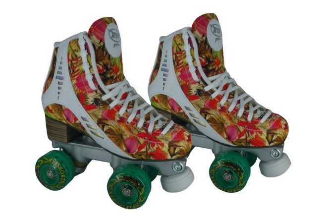 Patins Xtreme - Floral