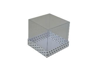 Caixinhas para Mini Bolos - 7,5x7,5x7,5